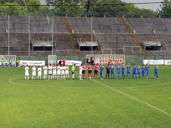 Under 15: Padova-Carrarese 4-0
